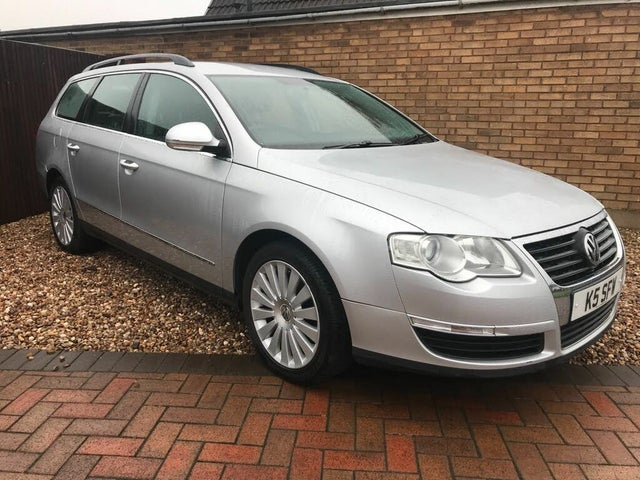 2009 Volkswagen Passat 2.0TD Highline CR (140ps) Estate 5d (SF reg)