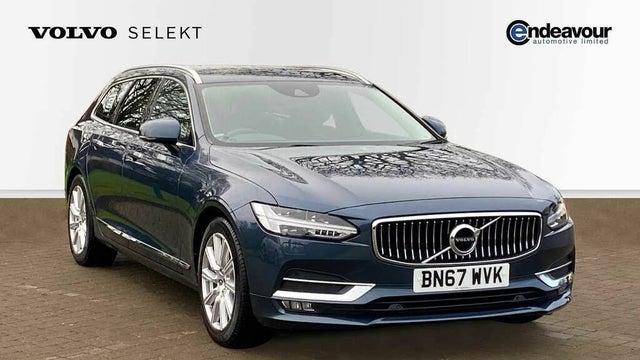 2017 Volvo V90 2.0TD D4 Inscription (67 reg)