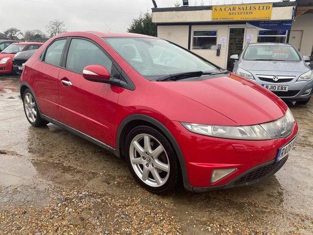 2008 Honda Civic 1.8 EX (18in Alloys) i-Shift (08 reg)