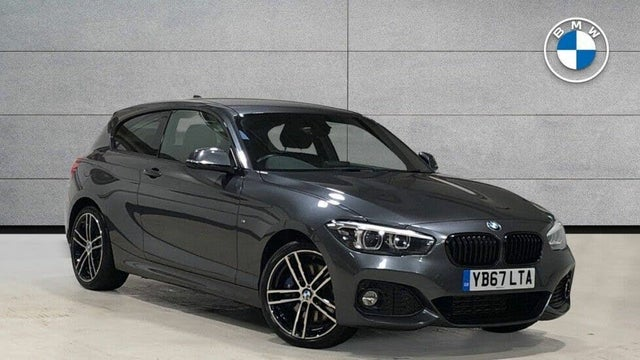 2018 BMW 1 Series 2.0TD 118d M Sport Shadow Edition 3d Auto (67 reg)