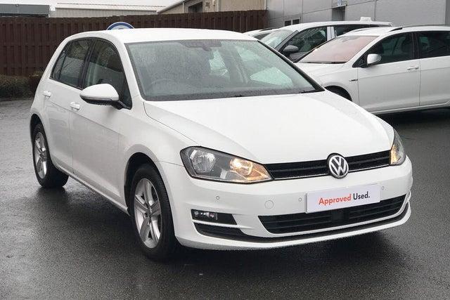 2015 Volkswagen Golf 1.6TDI Match (110ps) (BMT)(s/s) 5d (15 reg)