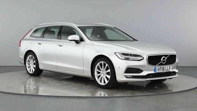 2018 Volvo V90 2.0TD D4 Momentum Pro (18 reg)