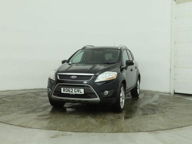 2012 Ford Kuga 2.0TD Zetec (62 reg)