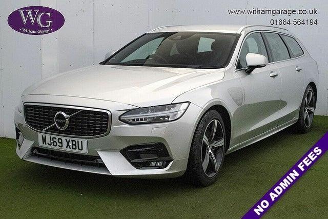 2019 Volvo V90 2.0 T4 R-Design (69 reg)