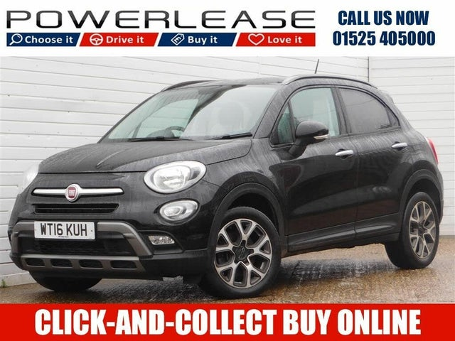 2016 Fiat 500X 1.6MultiJet Cross (16 reg)