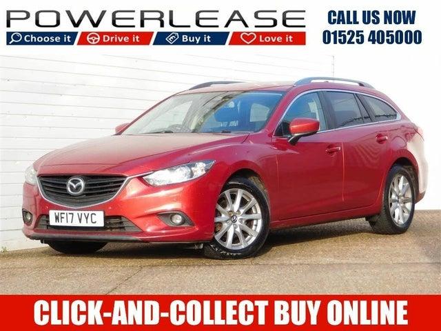 2017 Mazda Mazda6 2.2TD SE-L (NAV) (17 reg)