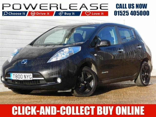 2017 Nissan Leaf E Black Edition (00 reg)