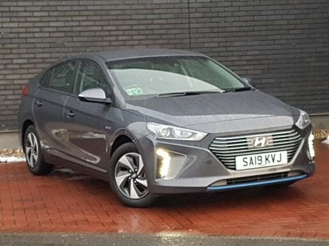 2019 Hyundai IONIQ 1.6 GDi SE Hybrid (19 reg)