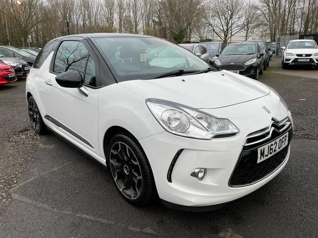 2012 Citroen DS3 1.6 DStyle Plus (62 reg)