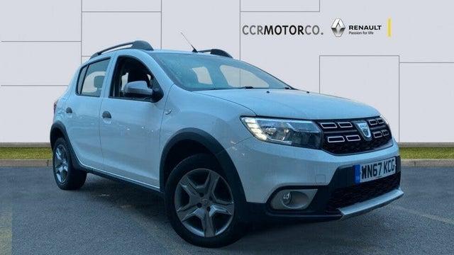 2017 Dacia Sandero Stepway 1.5dCi Ambiance (67 reg)