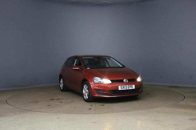 2013 Volkswagen Golf 1.4 SE (s/s) Hatchback 5d 1395cc (13 reg)