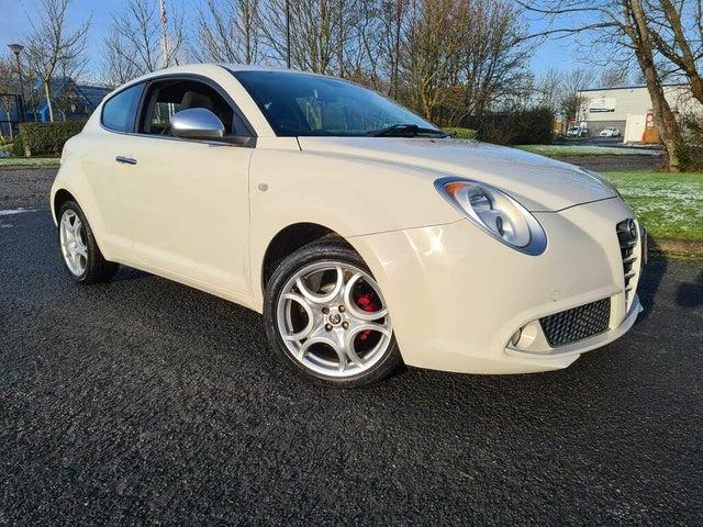 2010 Alfa Romeo MiTo 1.4 Veloce 16V (59 reg)