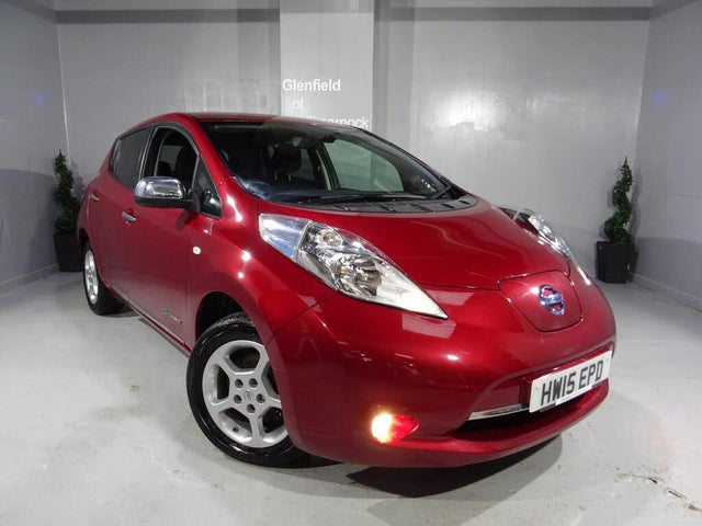 2015 Nissan Leaf E Acenta (24kWh) (15 reg)