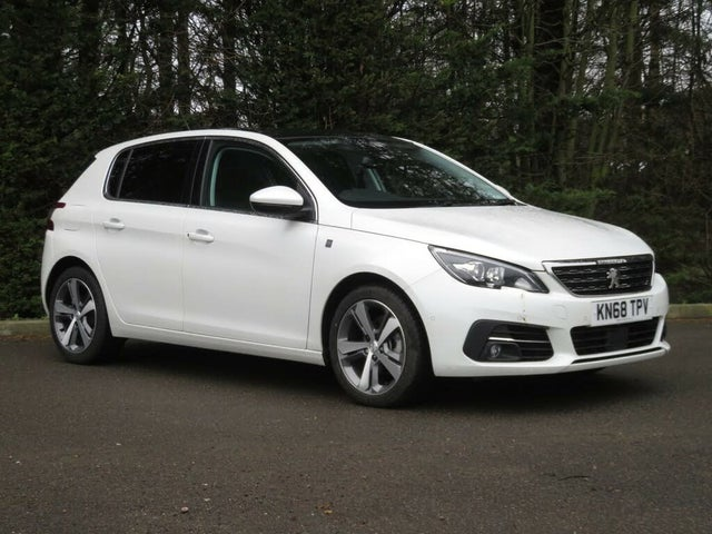2018 Peugeot 308 1.2 PureTech Tech Edition (68 reg)