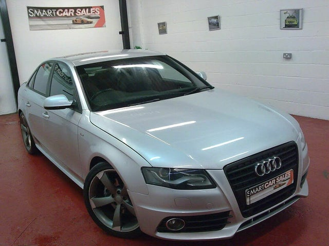 2011 Audi A4 2.0TD Black Edition (143ps) Multitronic (11 reg)