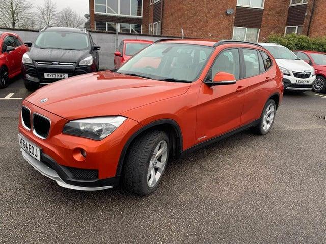 2014 BMW X1 2.0TD xDrive20d SE Auto (64 reg)