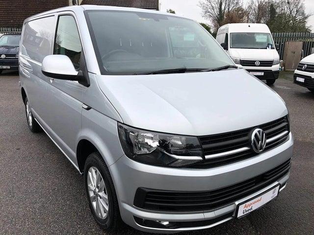 2019 Volkswagen Transporter 2.0TDI T28 Highline BMT SWB (102ps)(Eu6) (19 reg)