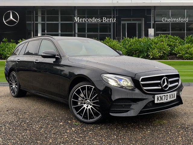 2020 Mercedes-Benz E-Class 3.0 d E400d AMG Line Night Edition Premium Plus (340ps) Estate 5d (70 reg)