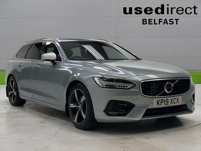 2019 Volvo V90 2.0TD D4 R-Design (19 reg)