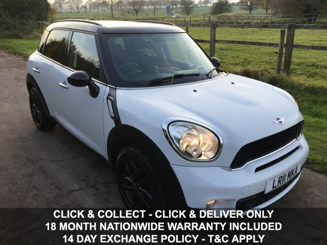 2011 MINI Countryman 1.6 Cooper S (Chili) (11 reg)