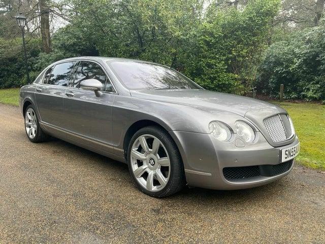 2005 Bentley Continental 6.0 Flying Spur (55 reg)