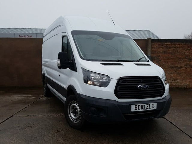 2018 Ford Transit 2.0TDCi 350 L3H3 (130PS)(EU6) RWD Panel Van (18 reg)