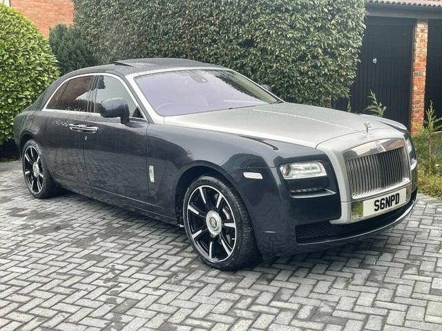 2010 Rolls-Royce Ghost 6.6 (A6 reg)