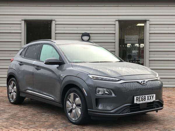 2018 Hyundai Kona E Premium (204ps) (68 reg)