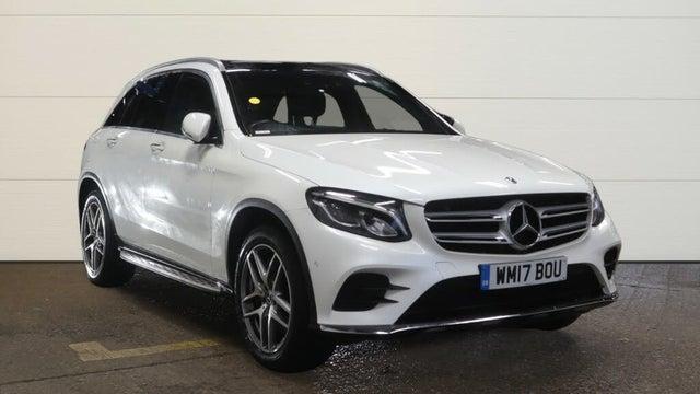 2017 Mercedes-Benz GLC-Class 2.1d GLC220d AMG Line (Premium Plus)(s/s) Station Wagon 5d (17 reg)