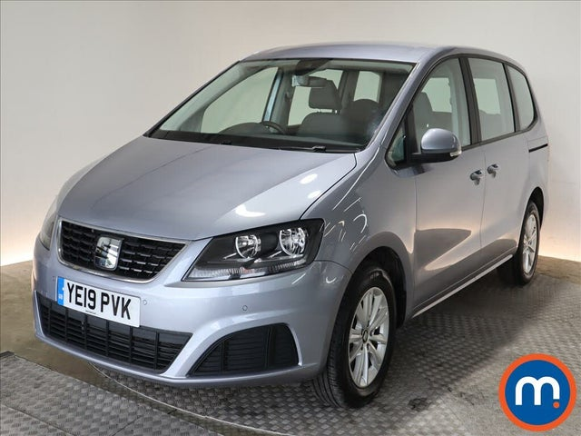 Used 2019 Seat Alhambra for sale in Falkirk - CarGurus