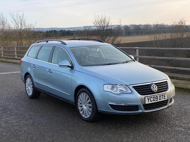 2009 Volkswagen Passat 2.0TD Highline CR (140ps) Estate 5d DSG (09 reg)