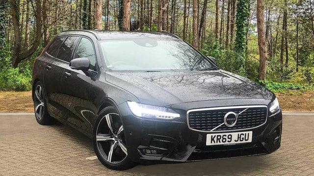 2019 Volvo V90 2.0 T5 R-Design Plus (69 reg)