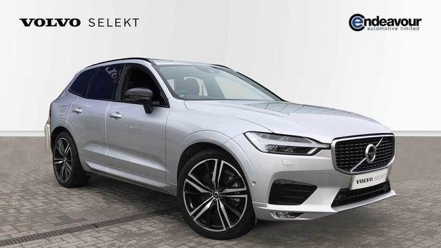 2019 Volvo XC60 2.0TD B4 R-Design Pro (69 reg)