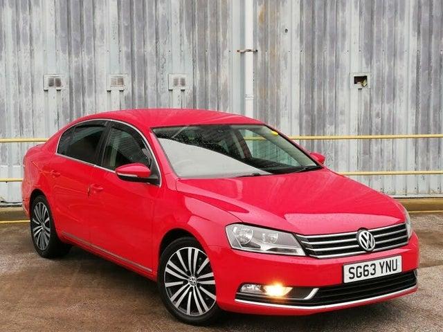 2013 Volkswagen Passat 2.0TD Sport (140ps) (s/s) Saloon 4d (63 reg)