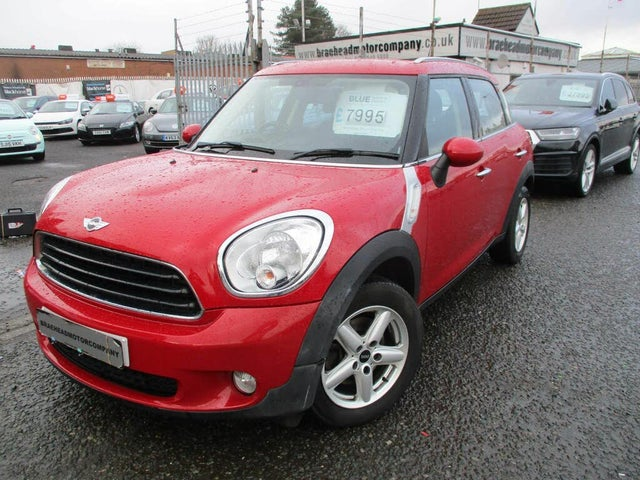 2014 MINI Countryman 1.6 One (98bhp) (14 reg)