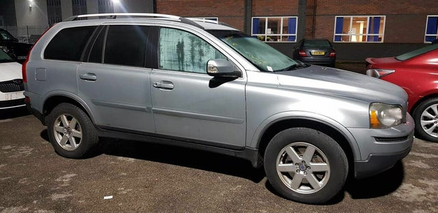 2010 Volvo XC90 2.4TD Active 2.4D Geartronic (59 reg)
