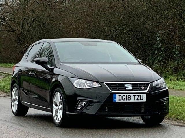 2018 Seat Ibiza 1.0 TSI FR (115ps) (18 reg)