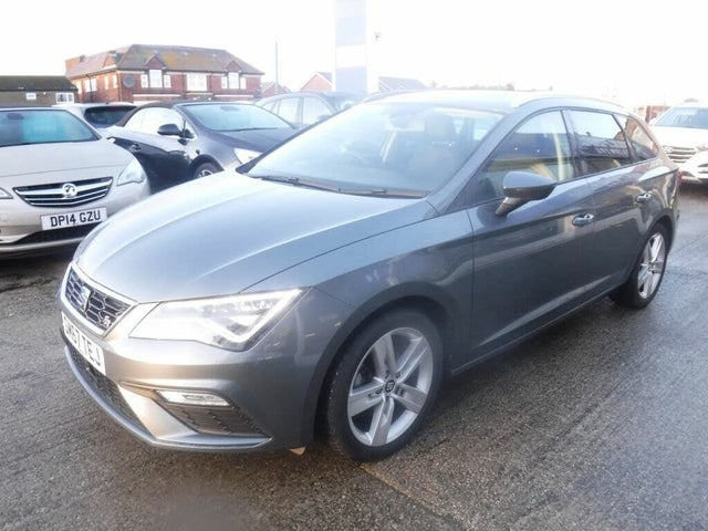 2018 Seat Leon 2.0TDI FR Technology (150ps) Estate 5d (67 reg)