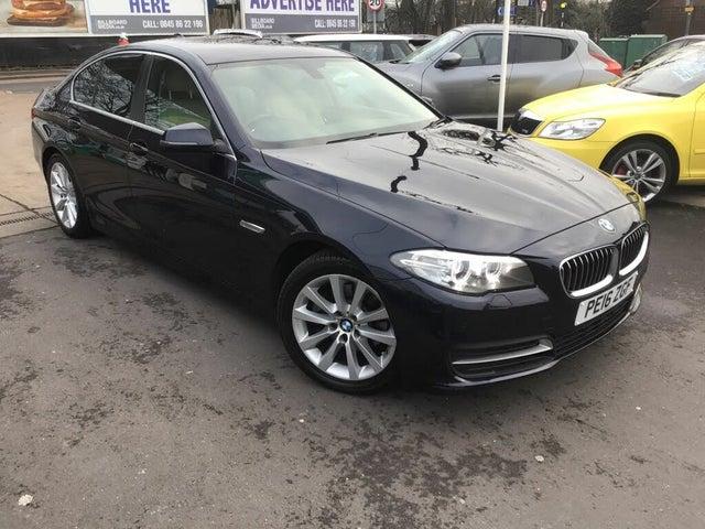 2016 BMW 5 Series 2.0TD 520d SE (190bhp) Saloon 4d Auto (16 reg)