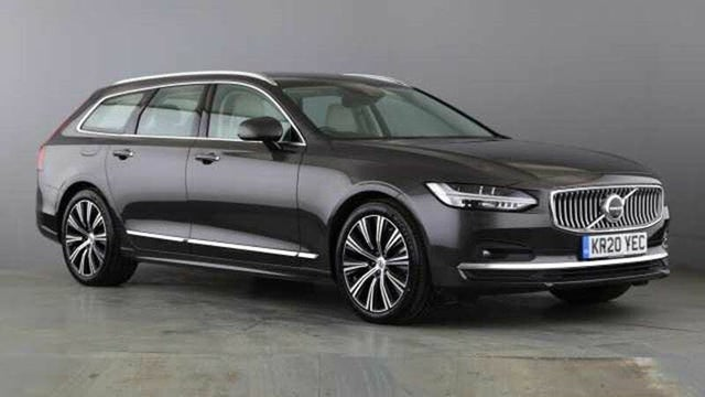 2020 Volvo V90 2.0 B5 Inscription (20 reg)