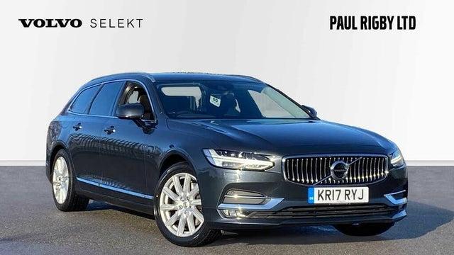 2017 Volvo V90 2.0TD D5 Inscription (17 reg)