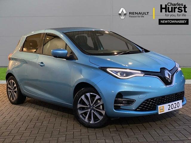 2020 Renault Zoe E i GT Line (Z9 reg)