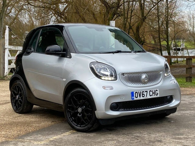 2017 Smart fortwo 1.0 Prime Sport (70bhp) (Premium)(s/s) Coupe Twinamic (67 reg)