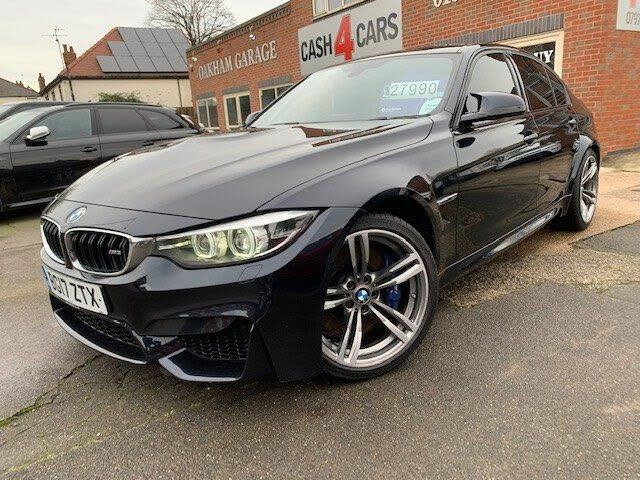 2017 BMW 3 Series 3.0 M3 M DCT (17 reg)