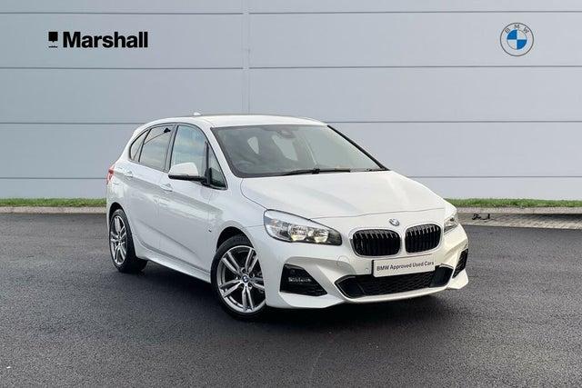 2020 BMW 2 Series 1.5 218i M Sport (134bhp) Active Tourer 5d (70 reg)