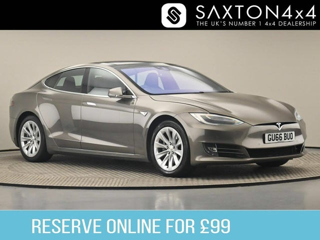 Used Tesla Model S for sale - CarGurus