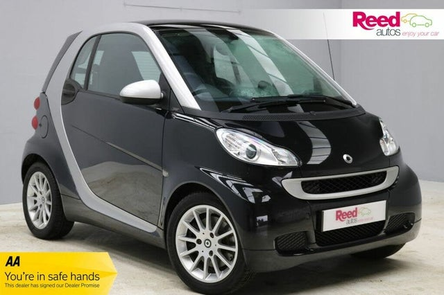 2012 Smart fortwo 0.8TD Passion Coupe Softouch (12 reg)
