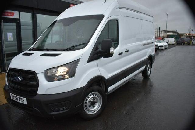 2019 Ford Transit 2.0TDCi 350 L2H2 Leader (130PS)(EU6dT) RWD Panel Van (69 reg)
