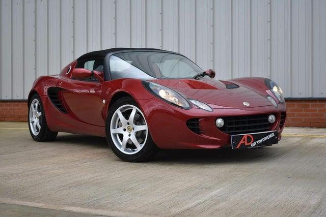 2003 Lotus Elise 1.8 (53 reg)