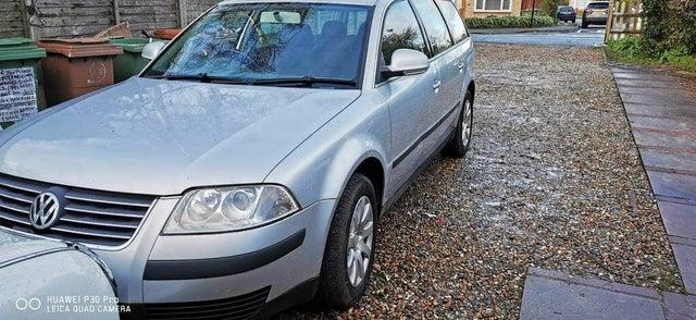 2005 Volkswagen Passat 1.9TD Trendline (130bhp) Estate 5d (05 reg)